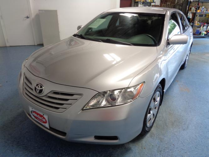 2009 Toyota Camry CE 5-Spd AT (4T1BE46K99U) with an 2.4L L4 DOHC 16V engine, 5-Speed Automatic Overdrive transmission, located at 900 East Davis Street, Conroe, TX, 77301, (936) 539-9909, 30.314880, -95.446770 - Photo #0